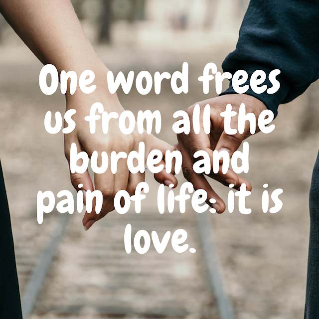 Short Quotes About Love