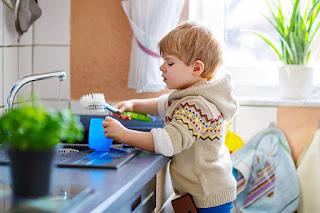 انجاز الاعمال المنزلية بسرعة