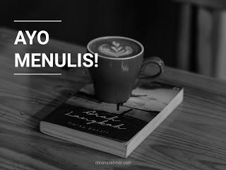 Ayo Menulis !