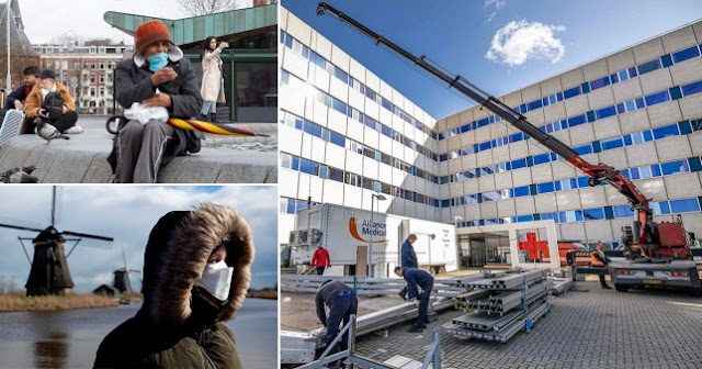 إصابات كورونا في هولندا تسجل ارتفاعاً هو الأعلى منذ ثلاثة أشهر