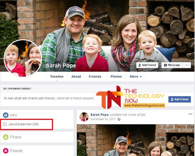 فيسبوك عبارة عن موقع للتواصل الإجتماعي تأسس كشركة سنة 2004 ، حيث ضم الملايين من المستخذمين عبر العالم ولكن  ما لا يعرفه الكثير هو وجود حسابات تم إنشاءها سنة 2003  قبل تأسيس الشركة سنة 2004 ، لذلك دعونا نفهم قصة هذه   الحسابات وسبب وجودها و نقوم بالتعرف عليها