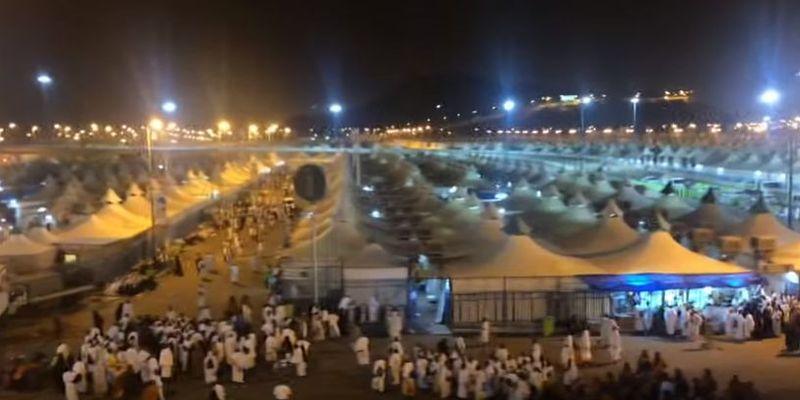 jamaah hajji di hari arafah 9 dzulhijjah