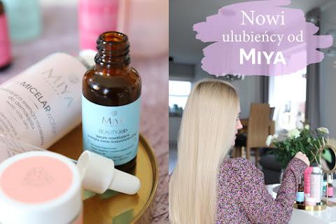 Nowi ulubieńcy od Miya Cosmetics: krem pod oczy, serum nawilżające i esencja micelarna - czytaj dalej »