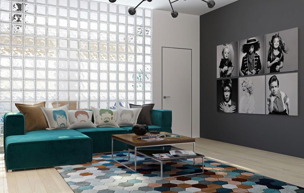 music-inspired-living-room