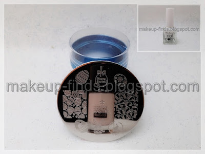 Probando: Manicura Efecto Granito/Piedra+Tutoriales (BP-60)