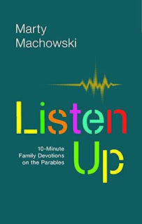 Listen Up! 10 Minute Family Devotions on Parabes