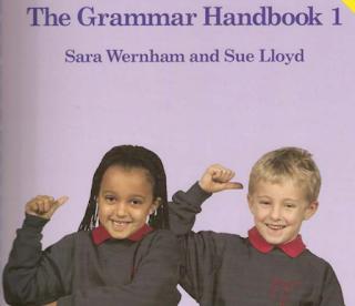 แจกหนังสือภาษาอังกฤษ (Grammar Handbook 1 - 2) สำหรับน้องๆประถม - มัธยมต้น ดาวน์โหลดไฟล์ pdf