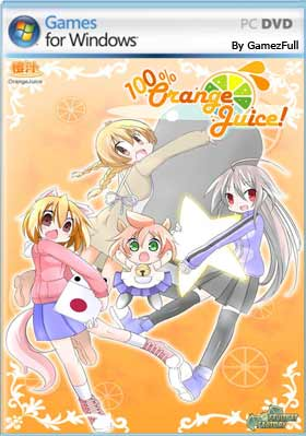 100% Orange Juice PC [Full] Español [MEGA]