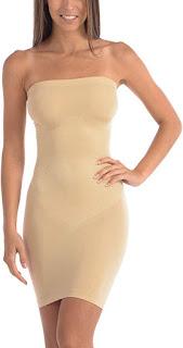 Body Beautiful Strapless  shaper