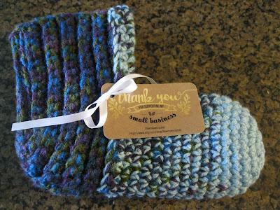 Handmade Crocheted Slippers by DawnRaeCrochet Reviewed