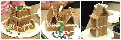 Graham cracker structures STEM program