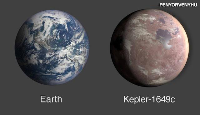Földméretű, lakható bolygót találtak a Kepler adataiban