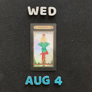 Tarot Reading with life advise and positive message for today - Consultations and Booking  Now
