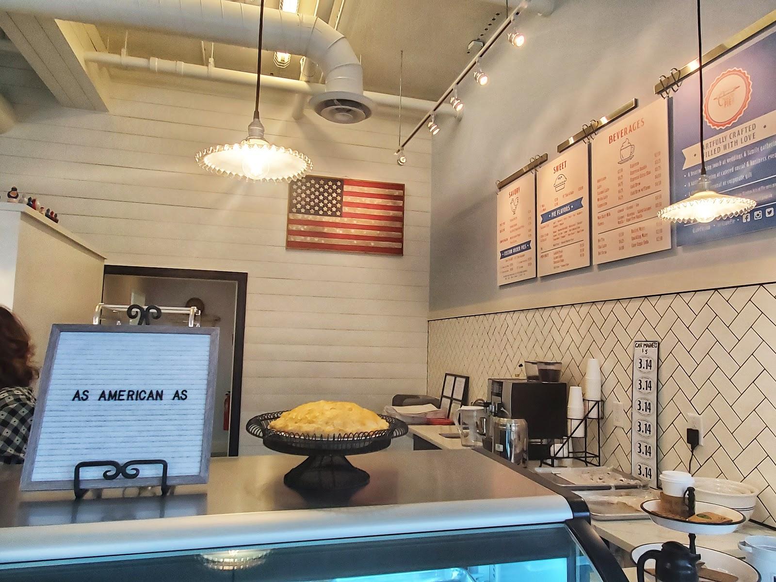 Crave Pie Studio at The Alpharetta City Center