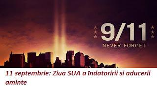 11 septembrie: Ziua îndatoririi și aducerii aminte    Day of Service and Remembrance