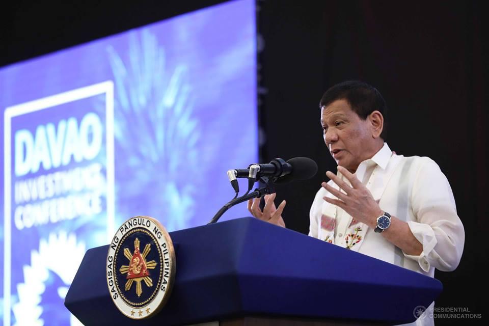 President Rodrigo Duterte SONA 2017