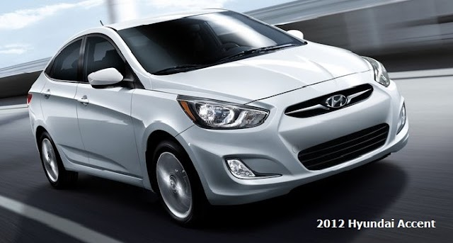2012 Hyundai Accent test drive and review