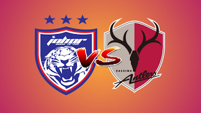Live Streaming JDT vs Kashima Antlers AFC Champions League 8.5.2019