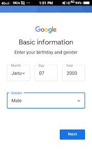 New email id बनाना है मुझे! मोबाइल में email id कैसे बनाए हिन्दी में! Email id kaise banate hain.