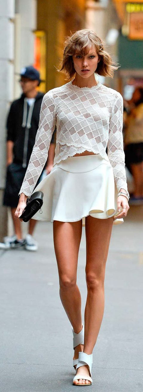 Cool Street Style to Wear this Summer / Spring #StreetStyle