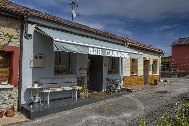 Nueva Visita: Bar Camacho