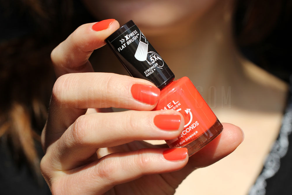 Rimmel, 60 Seconds, 440 Sun Downer