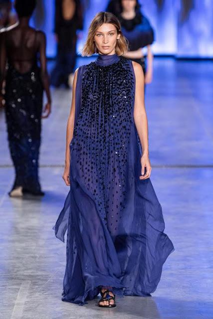 Модное платье весна-лето 2020 28