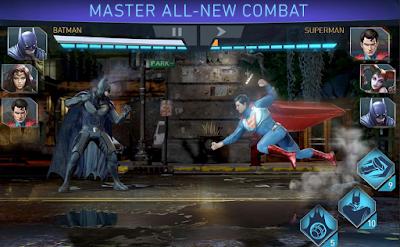 Free Download Game Injustice 2 APK v.1.3.0 Terbaru