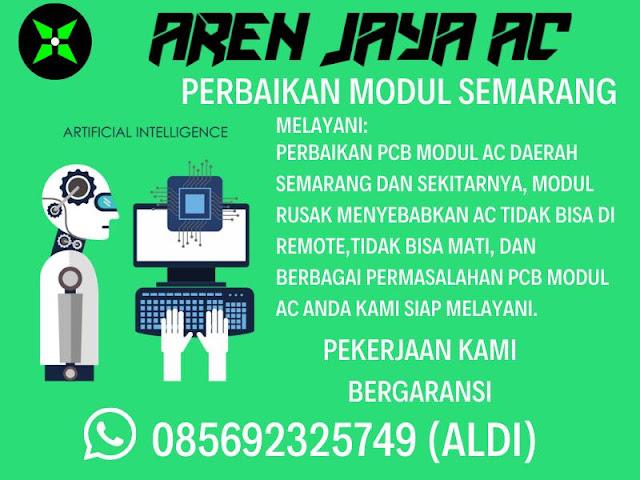Jasa Perbaikan Modul AC Semarang
