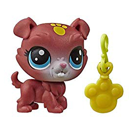 LPS Series 5 Lucky Pets Fortune Cookie Tamale (#No#) Pet