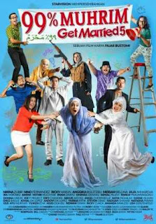 Download film Get Married 5: 99% Muhrim (2015) DVDRIP Gratis