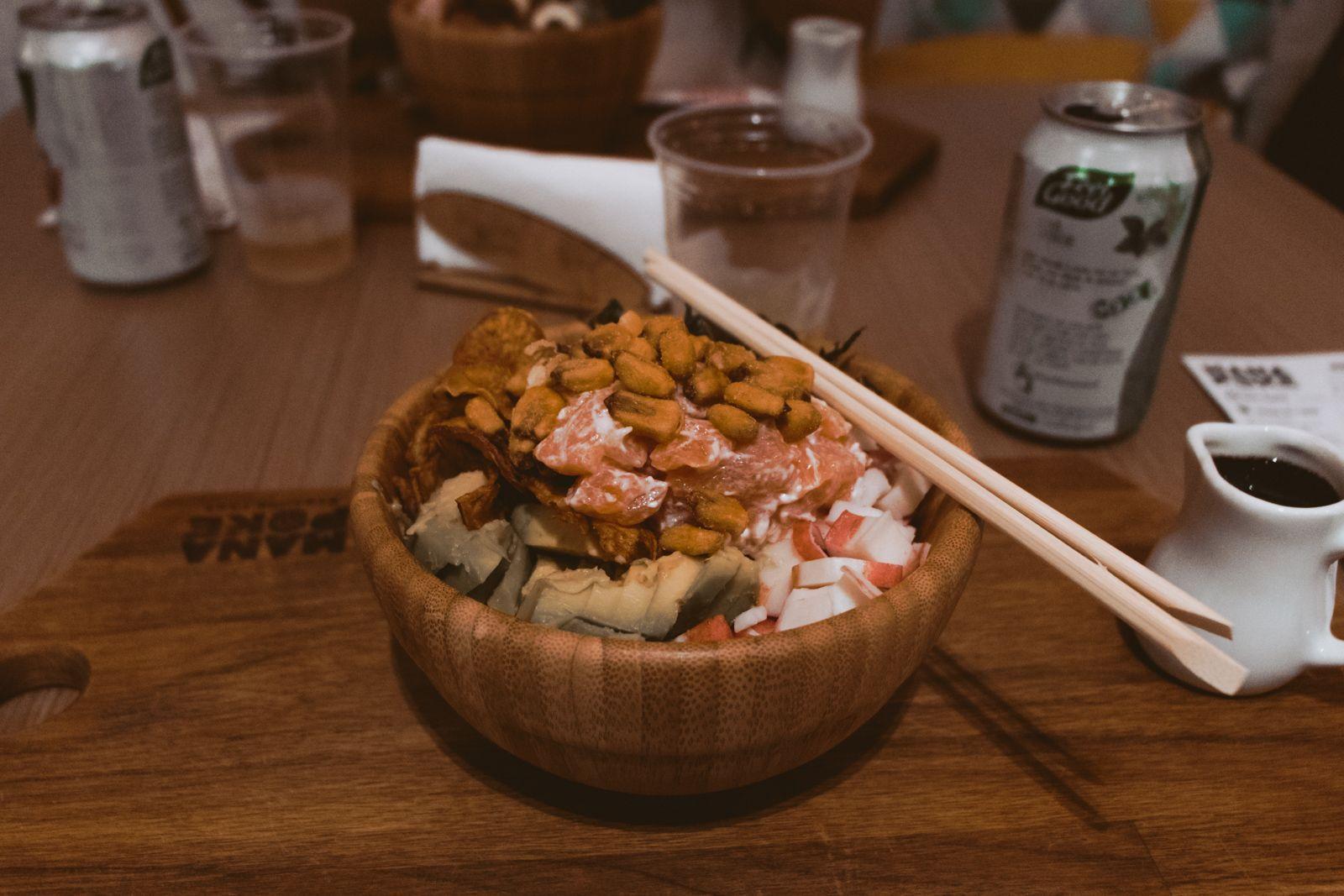 Mana Poke | Campinas - SP prato
