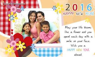 Feliz Año Nuevo 2017 saludos
