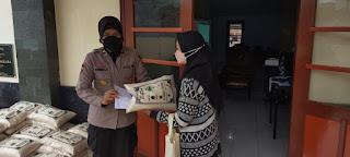 Polres Jember Gelar Vaksinasi Polri Di Gedung Bhayangkara dan Giat Baksos