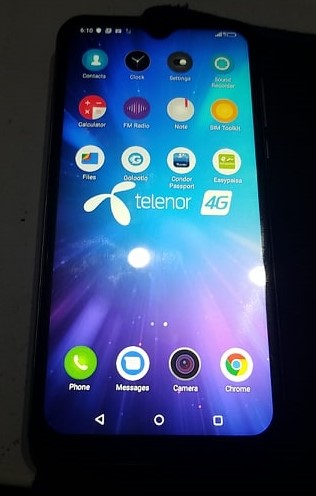 Telenor Infinity E5 MT6739 Flash File Firmware 100% Tested Free