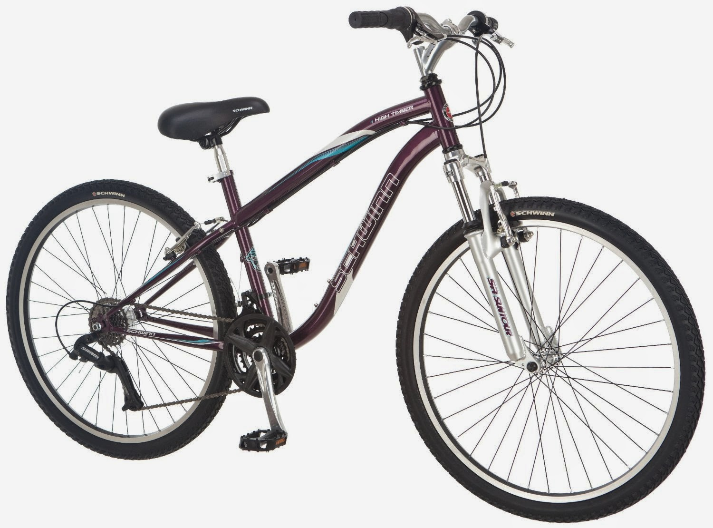 7f53098c0e8 Exercise Bike Zone: Schwinn Women's High Timber Mountain Bike ...