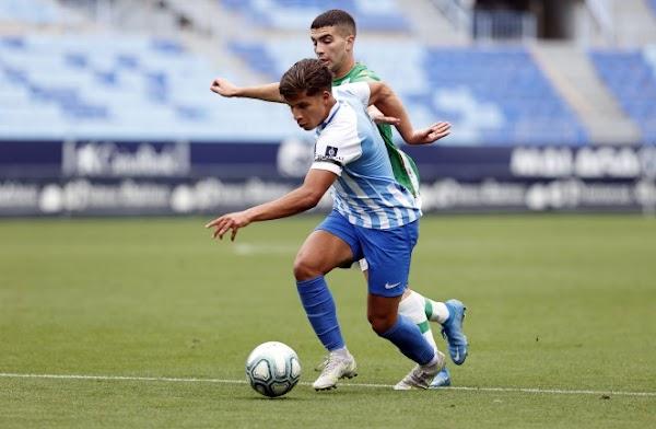 Málaga, Haitam se estrena con Marruecos Sub-23