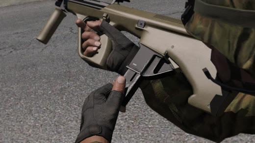 Arma3用AUG MOD