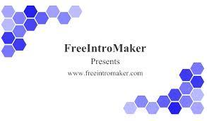 Freeintromaker
