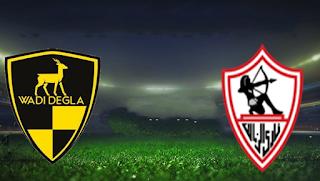 مشاهدة مباراة الزمالك ووادي دجلة بث مباشر 8-10-2020 الدوري المصري