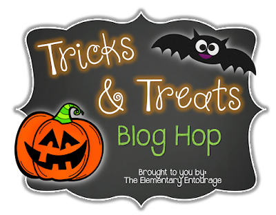 http://theelementaryentourage.blogspot.com/2015/10/tricks-and-treats-blog-hop.html