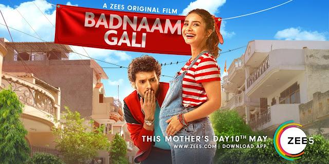 Badnaam Gali (2019) Full HD Movie Download | Watch Online | Khatrimaza Movie HD