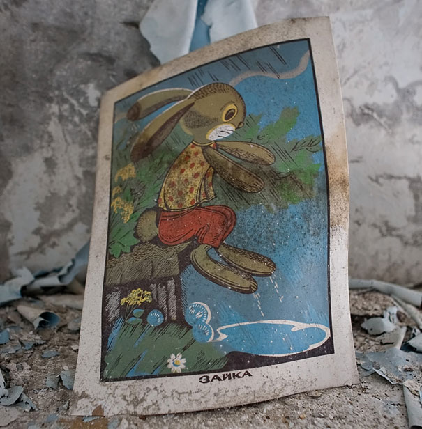 Brass Bolts: Monday Inspiration: Chernobyl