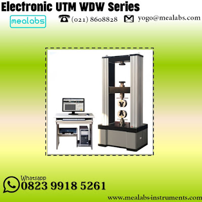 Jual Mesin Uji Tekan WDW-200 & WDW-200E