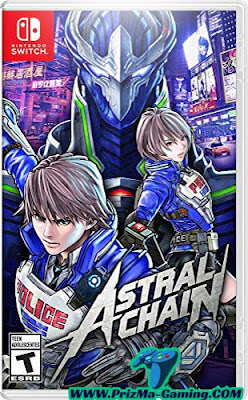 Astral Chain (ISO) [NSP & CIA] Download for [Switch/Mac/Windows PC] | PrizMa Gaming