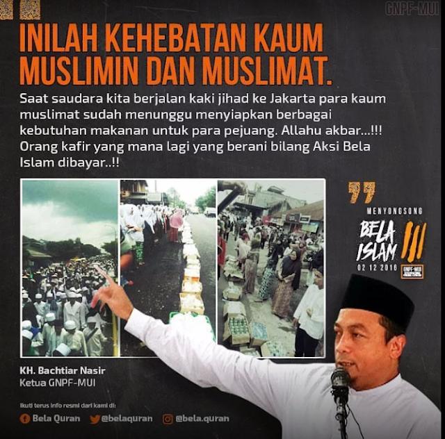 Jamaah 212 Lampung Siap Jalan Kaki Setelah Beberapa PO Membatalkan Sepihak