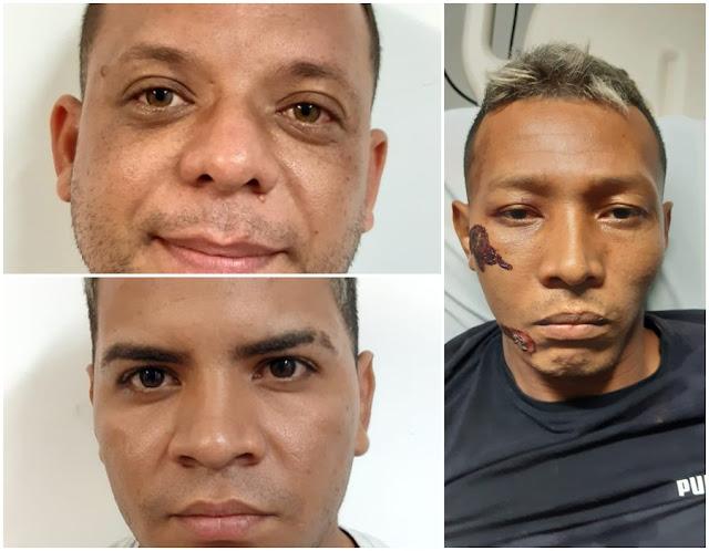 """Tiroteo entre la Policía y """"El Combo  del Tara' dejó un herido y dos capturados"""