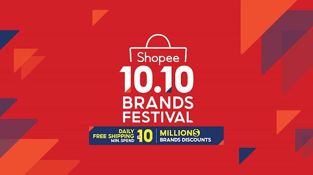 Shopee 10.10 Brand Festival Penang Blogger Influencer