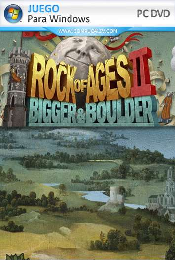 Rock of Ages 2: Bigger and Boulder PC Full Español