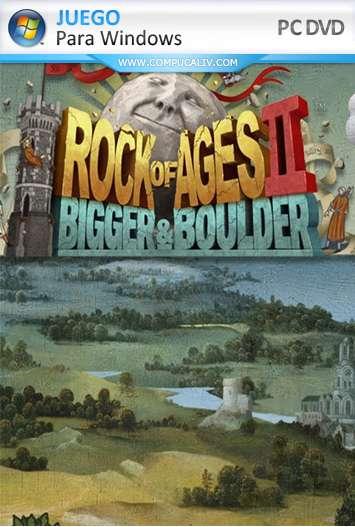 Rock of Ages 2: Bigger and Boulder PC Full Español